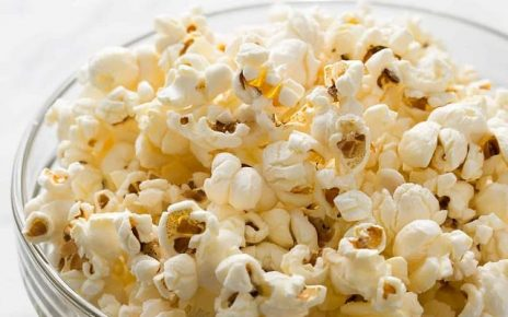 pop corn in gravidanza
