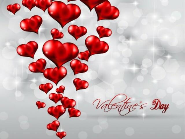 San Valentino in inglese foto
