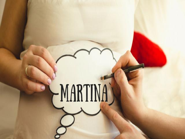 significato del nome martina