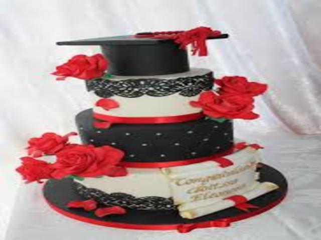 torta di laurea immagini foto