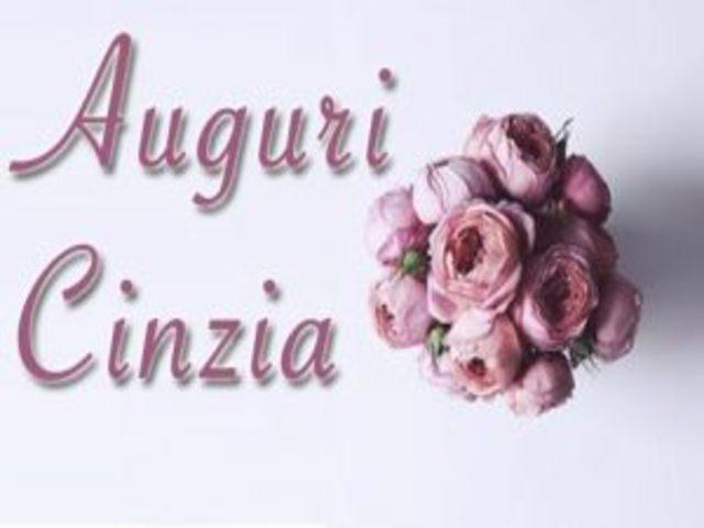 Immagini auguri Cinzia