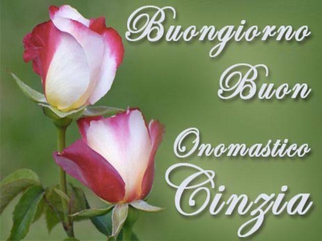 Immagini auguri buon-onomastico per Santa Cinzia