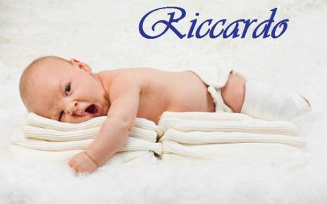 etimologia Riccardo