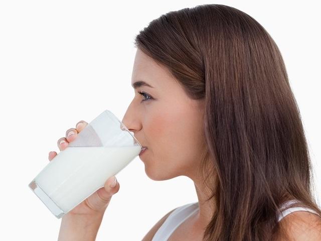 bere latte in gravidanza