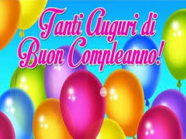 buon compleanno Francesco frasi
