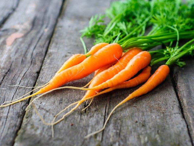 carote crude gravidanza
