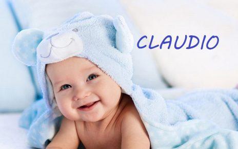 claudio-significato