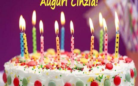compleanno Cinzia