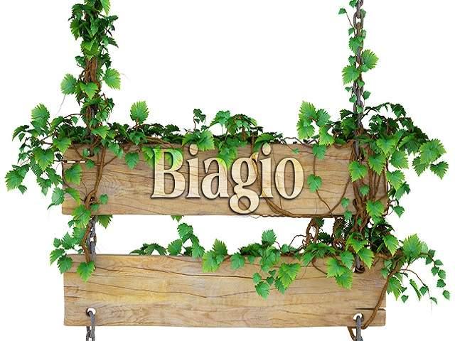 foto nome biagio