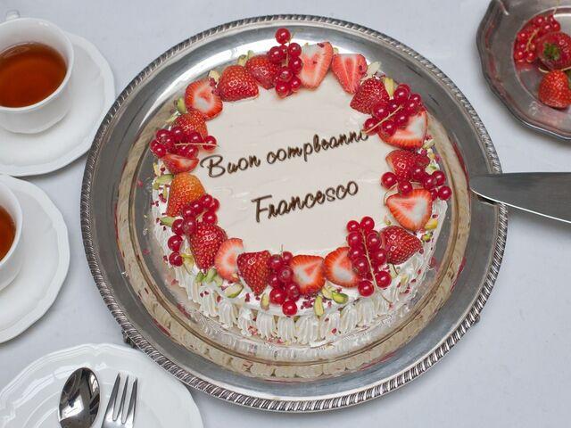 Francesco torta frutta
