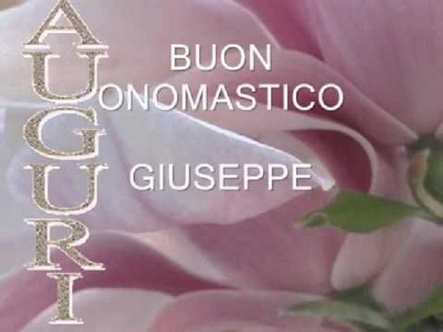 giuseppe onomastico 14