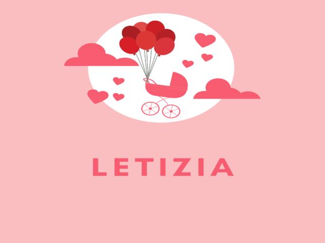 letizia nome