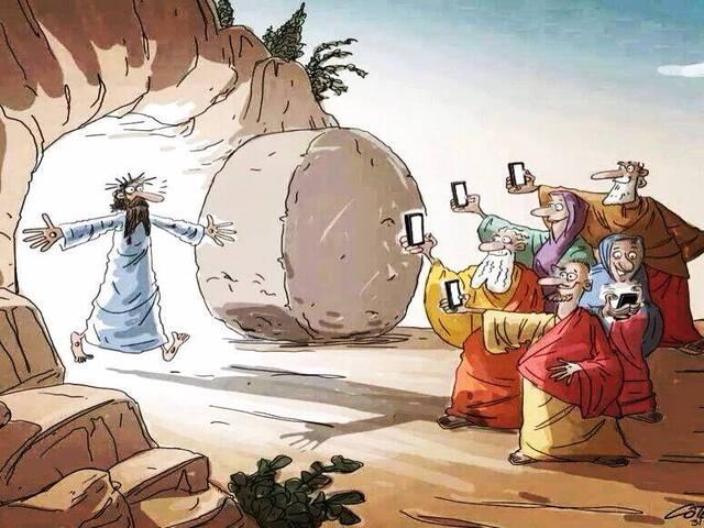 pasqua religiose divertenti