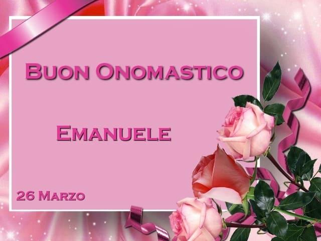 s Emanuele foto