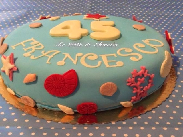 tanti auguri Francesco torta