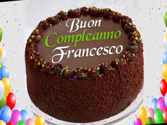 torta cioccolato Francesco