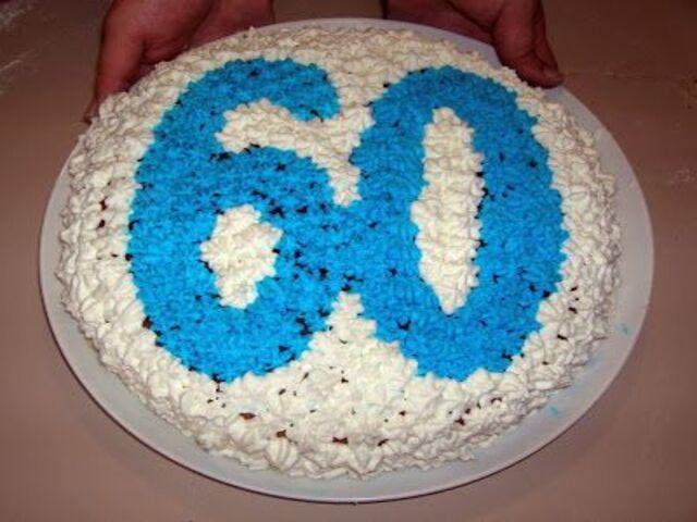 60 torta