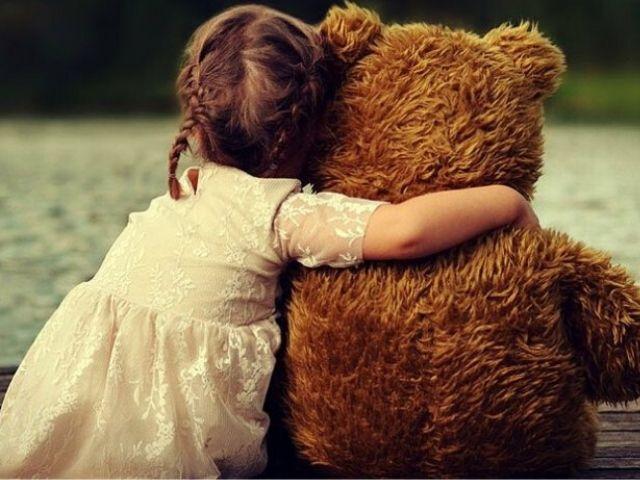 abbraccio amore