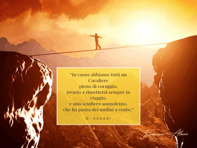 aforismi coraggio