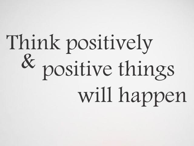 aforismi positivi