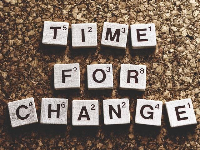 aforismi sui cambiamenti