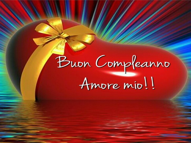 amore compleanno