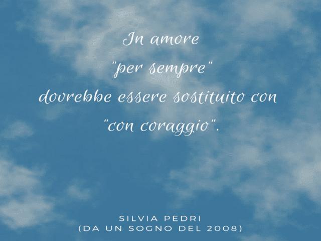 amore e coraggio