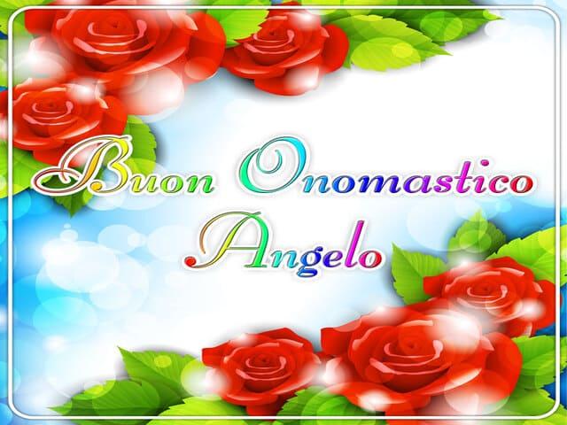 angelo onomastico
