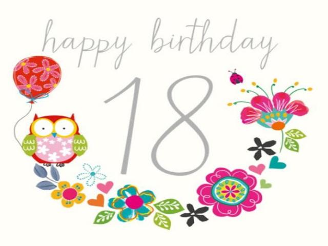 auguri di compleanno 18 anni 15