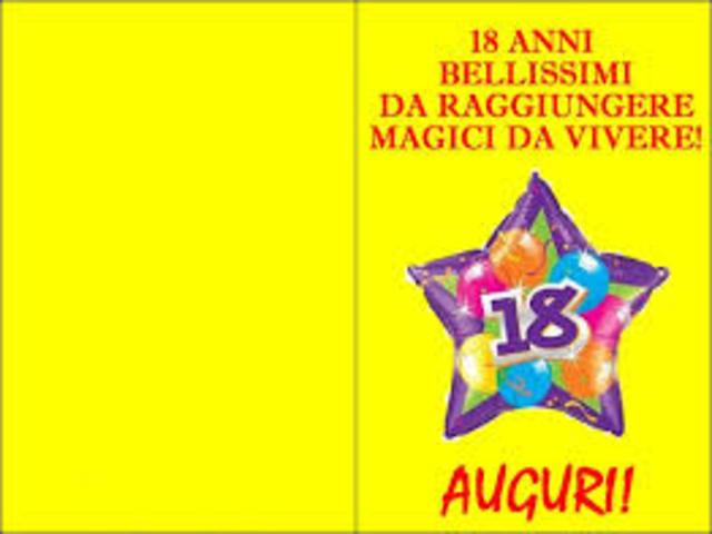 auguri di compleanno 18 anni 21
