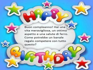 auguri di compleanno ad un amico