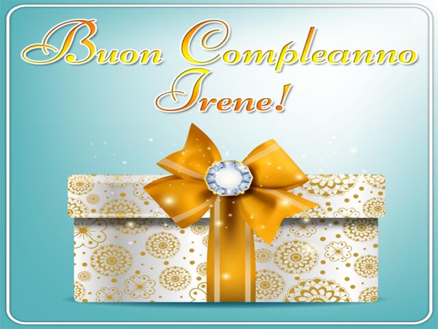 buon compleanno irene5
