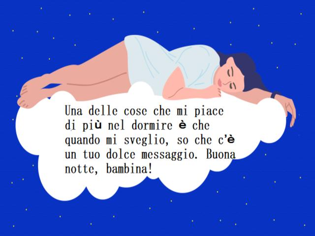 buonanotte amore immagini