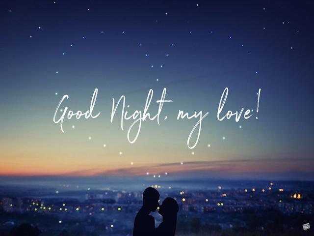 dolce notte frasi