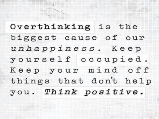 pensieri positivi sulla vita