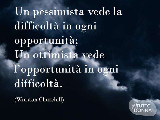 sono ottimista