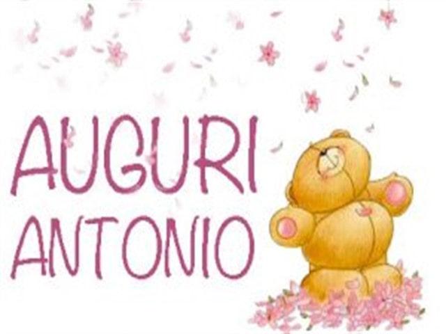Sant'Antonio onomastico