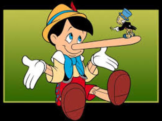 aforismi su bugie