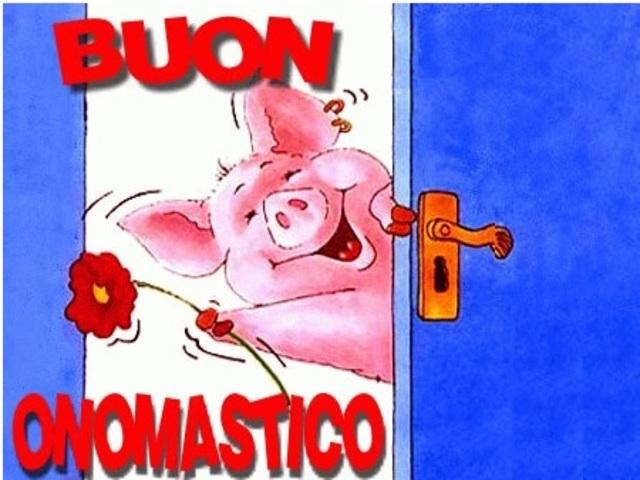 Antonio onomastico