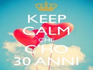 auguri 30 anni compleanno divertenti