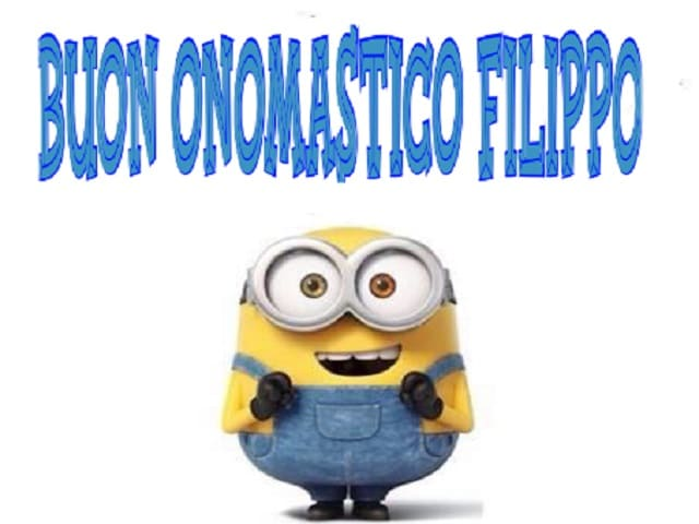 filippo onomastico