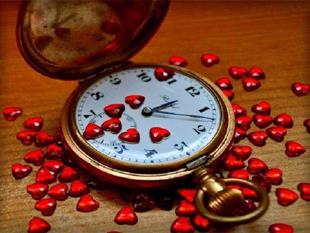 foto aforismi sul tempo e l'amore