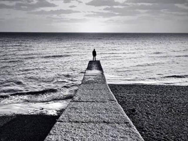 frasi solitudine