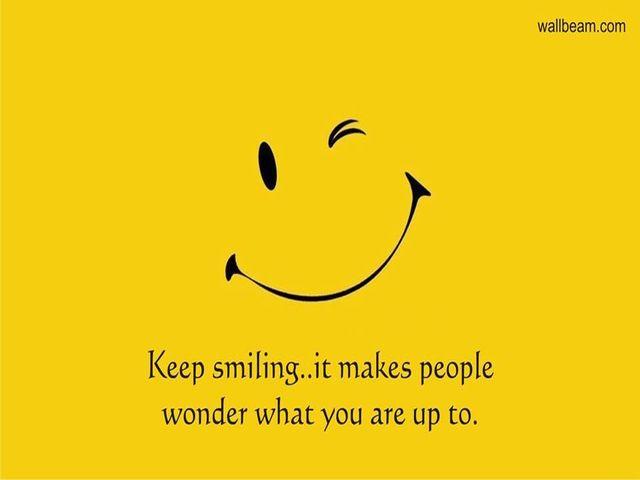 frasi sorriso