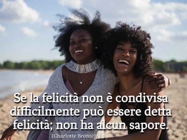 frasi sulla felicità amicizia