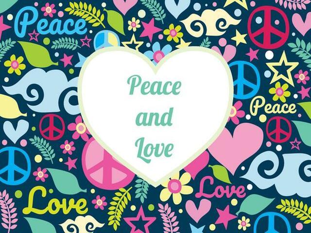 frasi sulla pace inglese