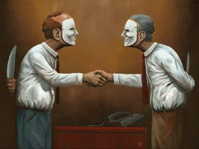 frasi sulle amicizie false