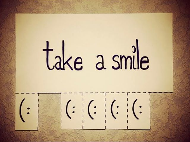 immagini col sorriso
