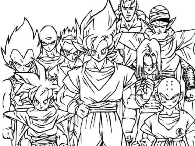 immagini di dragon ball gt