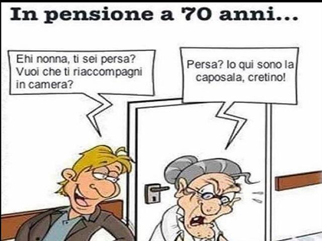 immagini pensionamento divertenti 4